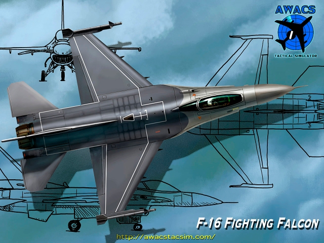 This is our F-16 wallpaper. More in goodies section.